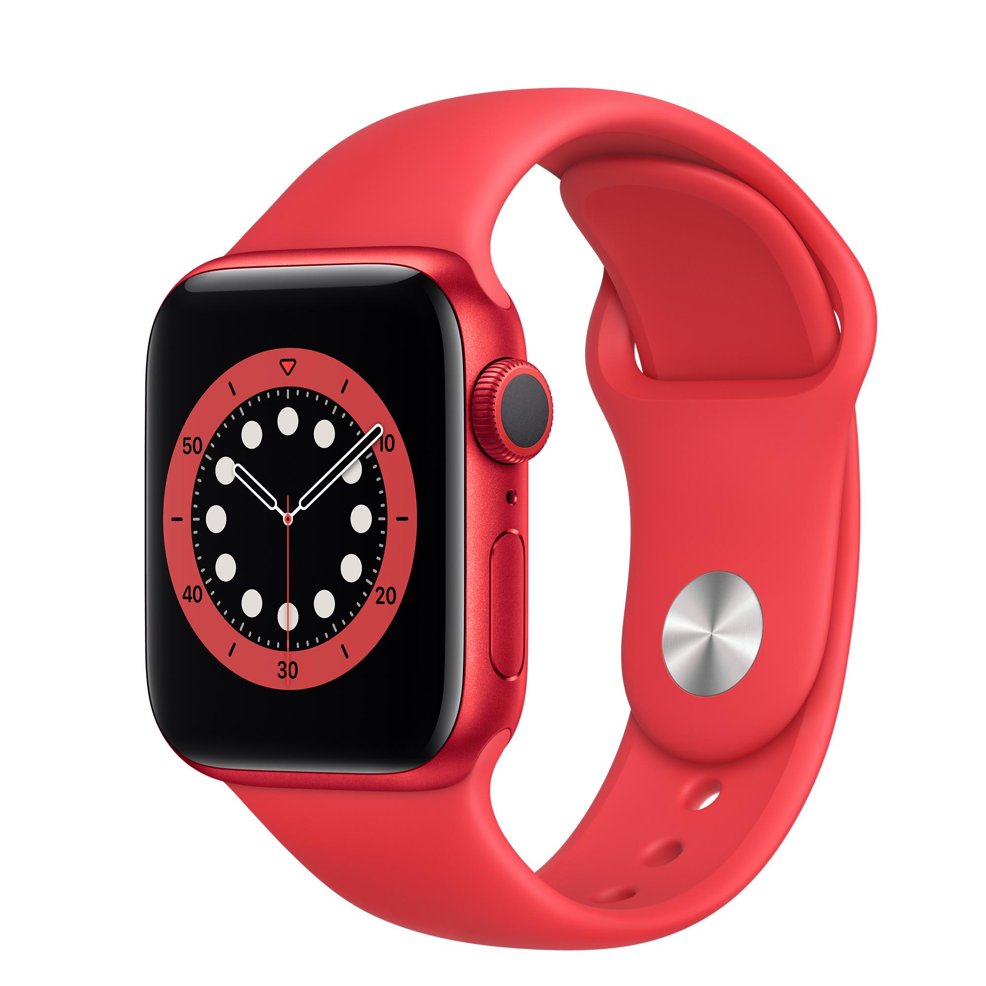 Apple Watch (gps) Series 6 44mm Red